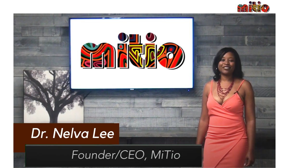 MiTio Founder Dr. Nelva Lee